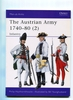MAA 276 The Austrain Army 1740-80 (2) Infantry