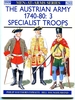 MAA 280 The Austrian Army 1740-80 (3) Specialist Troops